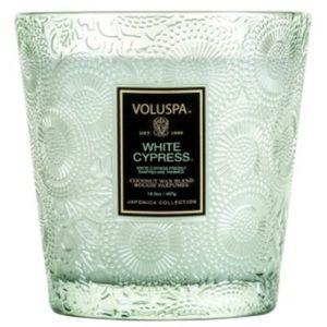 Voluspa Mini Candle - White Cypress